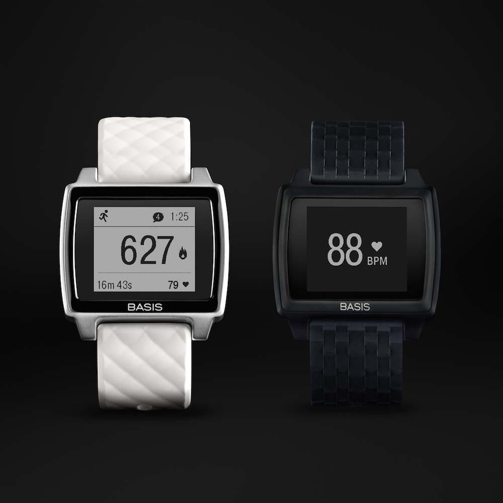 'Basis Peak' Activity, Fitness and Heart Rate Monitor ...
